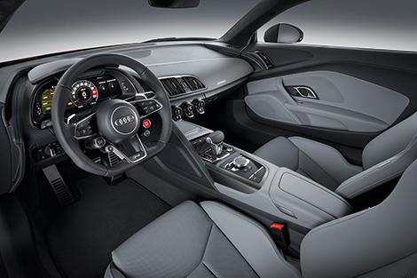 Компания Audi перестала скрывать R8 второго поколения. Фото 3