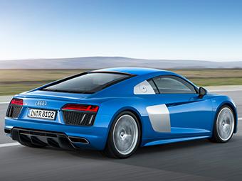 Электрокупе Audi R8 проедет без подзарядки 450 километров