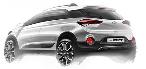 Спецверсию Hyundai i20 назовут Active