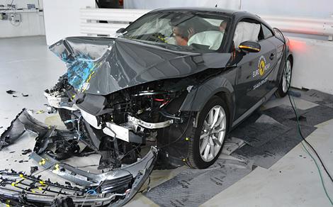 Организация Euro NCAP ужесточила испытания с 2015 года. Фото 1