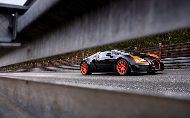 Вспоминаем историю создания и успеха Bugatti Veyron. Фото 4