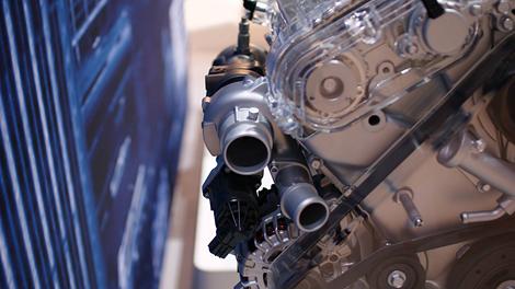 Новый двигатель получат седаны Hyundai Genesis и Kia Quoris