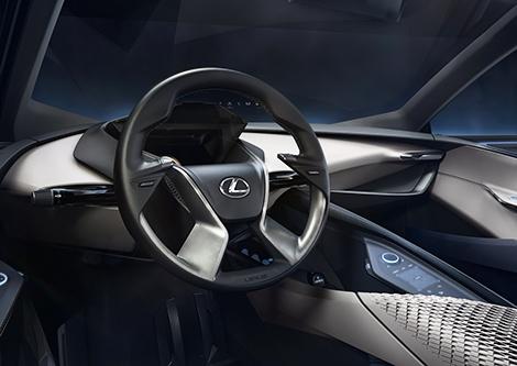Прототип Lexus LF-SA покажут на Женевском моторшоу