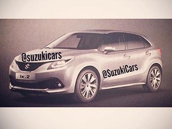 В интернете показали «идеальный компакт-кар» Suzuki
