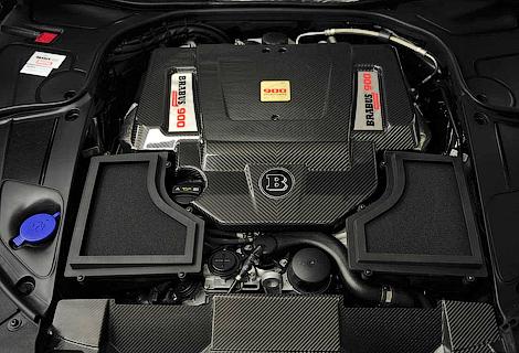 Тюнеры модифицировали седан Mercedes-Benz S 65 AMG
