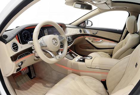Тюнеры модифицировали седан Mercedes-Benz S 65 AMG. Фото 1