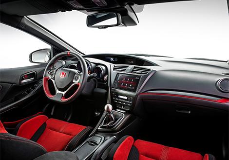 """Новый хот-хэтч Honda разгоняется до """"сотни"""" за 5,7 секунды. Фото 3"""