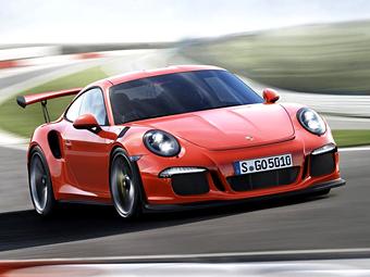 Компания Porsche представила самый быстрый 911-й