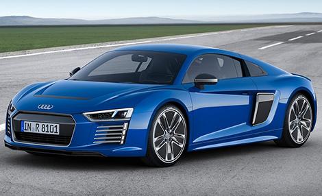 Суперкар Audi R8 e-tron будут собирать под заказ. Фото 2