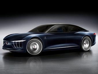 Ателье «Джуджаро» сделало для Audi беспилотный флагман