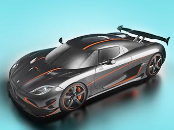 Koenigsegg выпустил самую легкую «Агеру»
