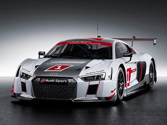 «Ауди» подготовила для гонок суперкар R8