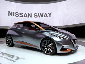 «Ниссан» показал дизайн будущих компактных моделей