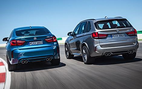 """Продажи """"заряженных"""" кроссоверов BMW начнутся в апреле"""