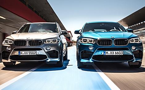 """Продажи """"заряженных"""" кроссоверов BMW начнутся в апреле. Фото 1"""