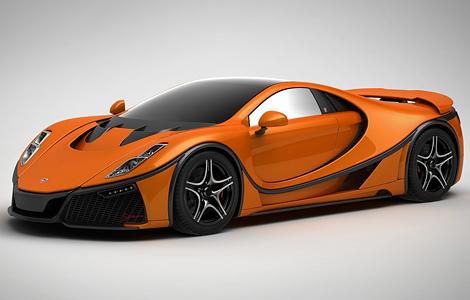 Компания GTA привезла в Женеву обновленное купе Spano