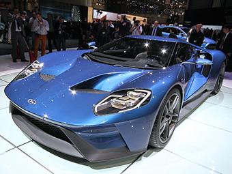 Ford ограничит ежегодный выпуск суперкара GT 250 машинами