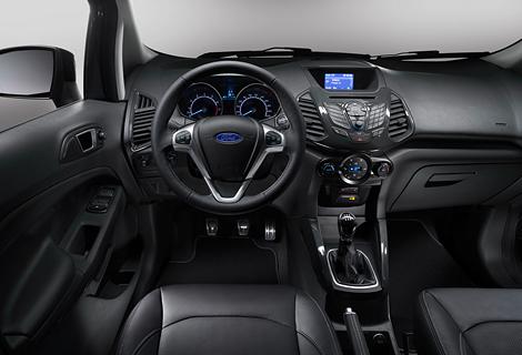 """Ford EcoSport остался без """"запаски"""" и получил более мощный дизель. Фото 1"""