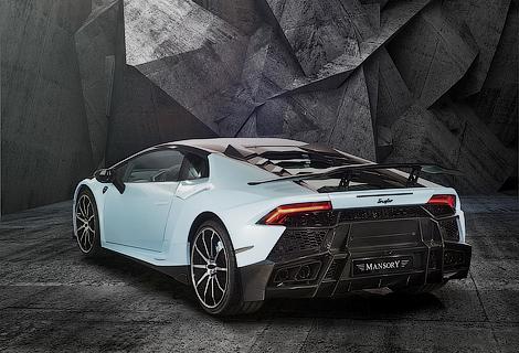 Модернизированный суперкар дебютировал в Женеве