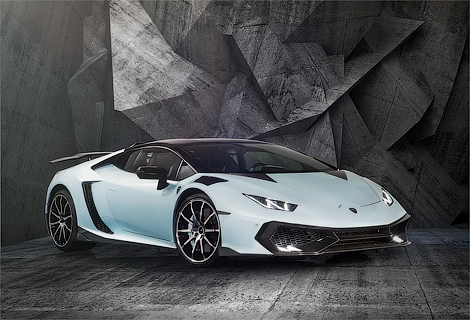 Модернизированный суперкар дебютировал в Женеве. Фото 1