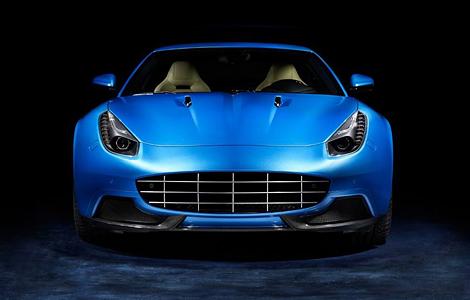 На постройку особой Ferrari F12berlinetta итальянцы потратили 5 тысяч часов