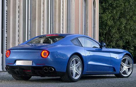 На постройку особой Ferrari F12berlinetta итальянцы потратили 5 тысяч часов. Фото 1