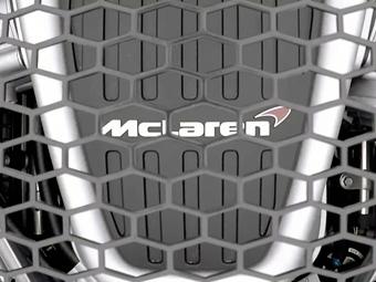 """Компания McLaren показала """"доступный"""" суперкар в динамике"""