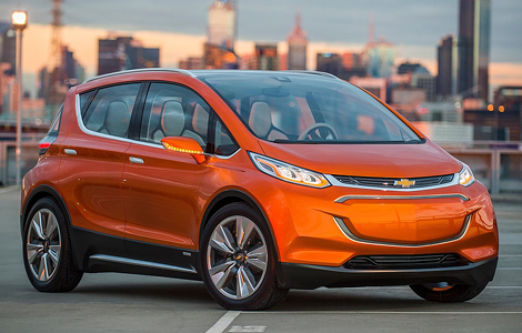 Компания создаст конкурента электрическому хэтчбеку Chevrolet