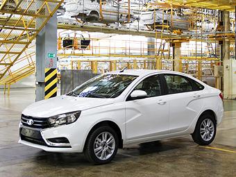 «АвтоВАЗ» рассказал о модификациях Lada Vesta