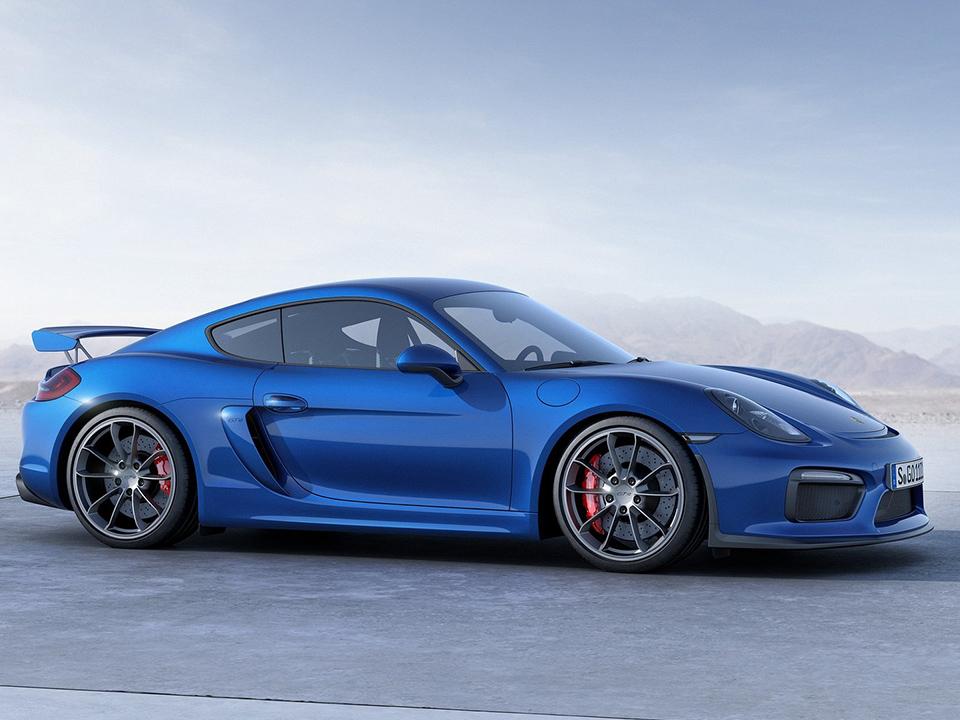 Немцы построят «заряженный» Cayman GT4 RS по запросу клиентов