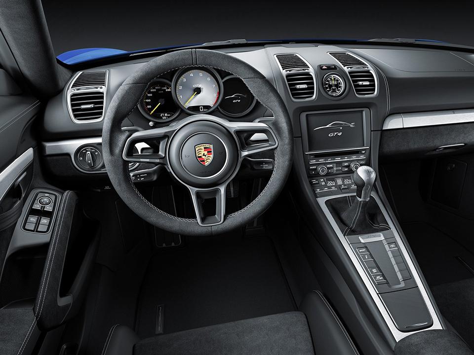 Немцы построят «заряженный» Cayman GT4 RS по запросу клиентов. Фото 1