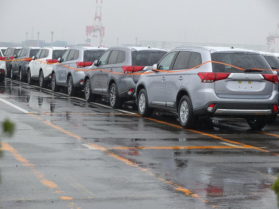 Новый кроссовер Mitsubishi будут выпускать в Калуге