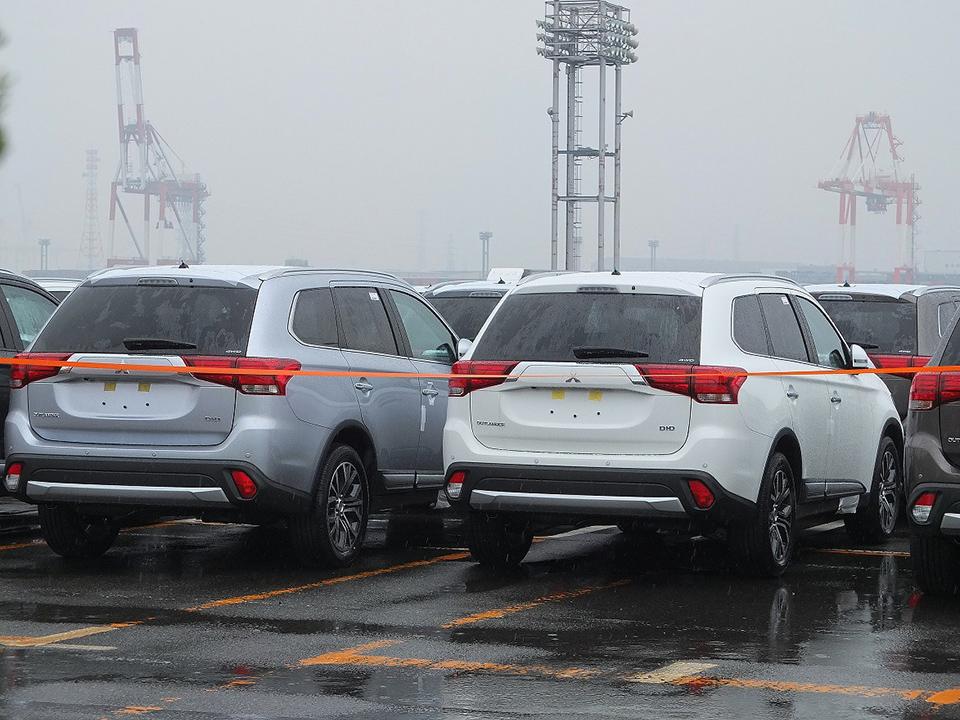 Новый кроссовер Mitsubishi будут выпускать в Калуге. Фото 1