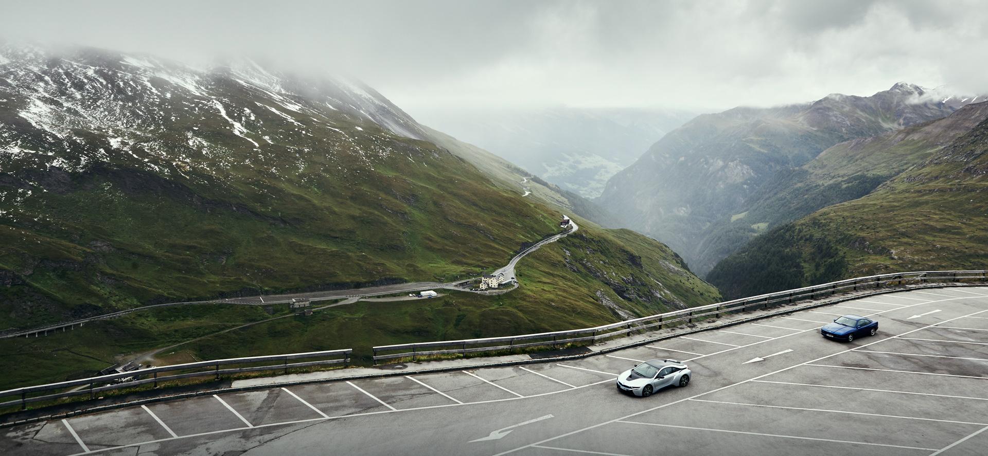 Супертест двух «восьмерок» BMW, как выбор между ностальгией о прошлом и мечтами о будущем. Фото 17