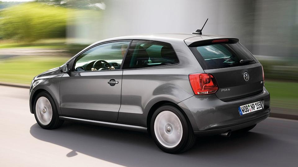 Volkswagen откажется от трехдверного Polo