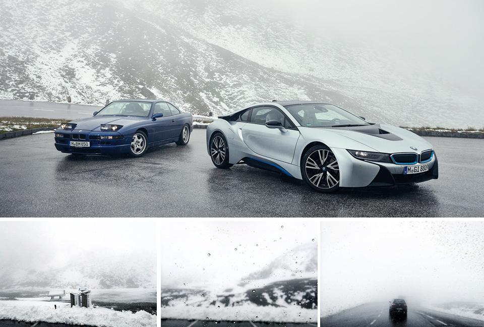 Супертест двух «восьмерок» BMW, как выбор между ностальгией о прошлом и мечтами о будущем. Фото 21