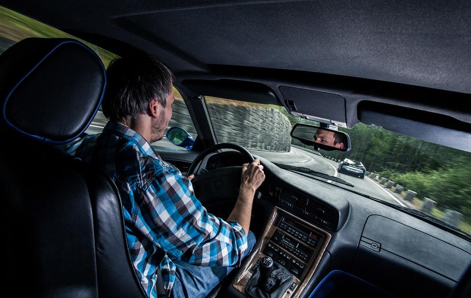 Супертест двух «восьмерок» BMW, как выбор между ностальгией о прошлом и мечтами о будущем. Фото 25