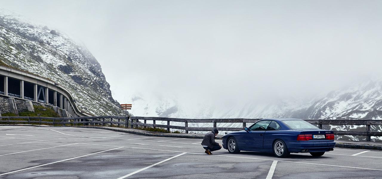 Супертест двух «восьмерок» BMW, как выбор между ностальгией о прошлом и мечтами о будущем. Фото 29