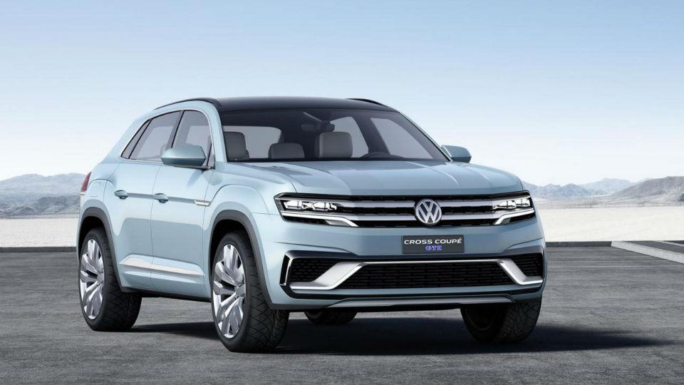 Volkswagen Tiguan станет семиместным