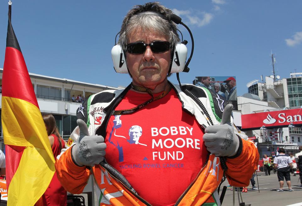Как стать известным, работая с шинами в команде Формулы-1. Фото 8