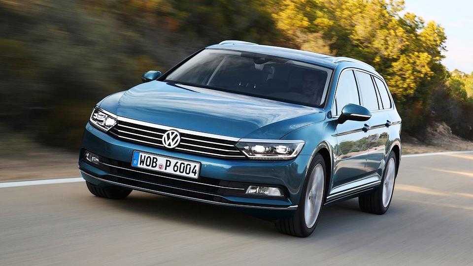 Volkswagen выпустит «супер-Пассат»