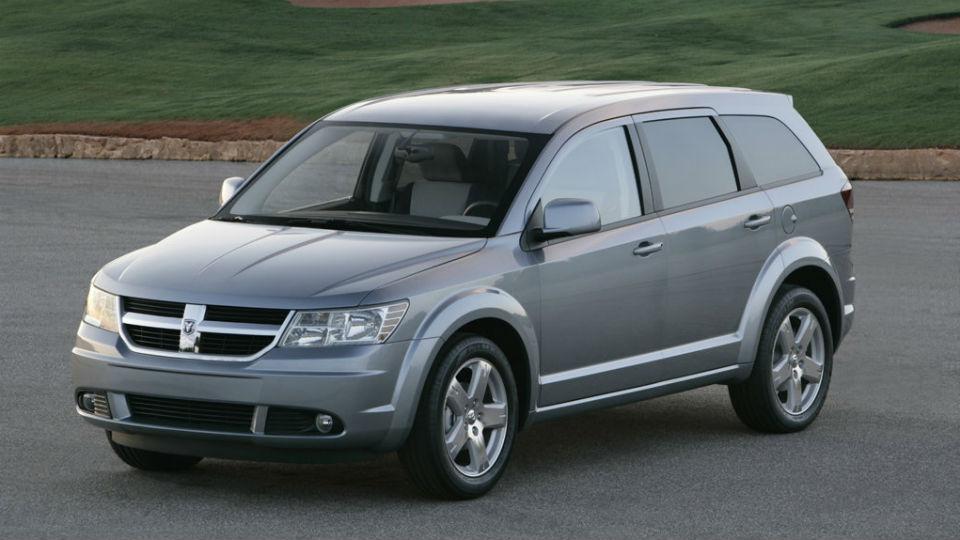 Dodge и Chrysler отзовут 702 тысячи машин