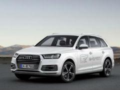 Вседорожник Audi Q6 появится в 2018 году