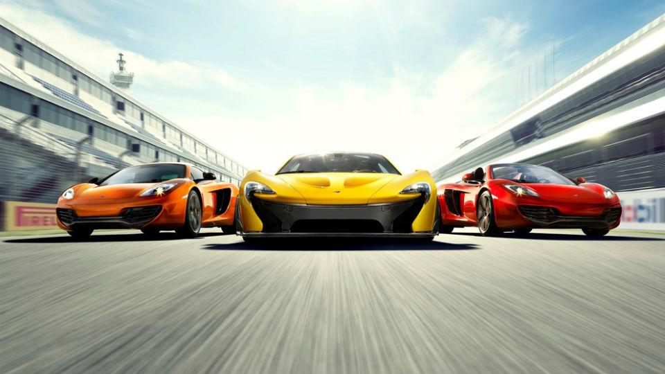 Половина моделей компании McLaren станут гибридами