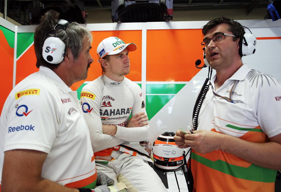 Как стать известным, работая с шинами в команде Формулы-1. Фото 5