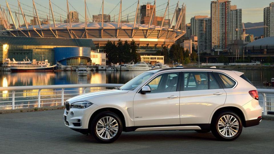BMW X5 в шестой раз стал любимой машиной британских угонщиков