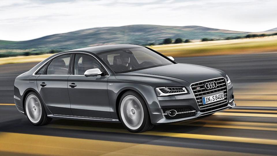 Audi отложит выпуск нового седана A8 из-за автопилота