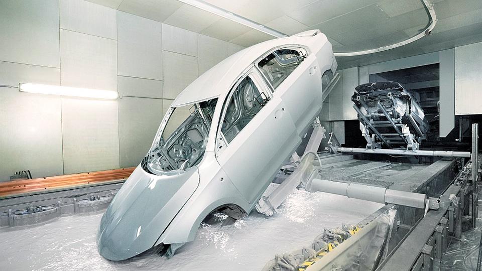 В России прекратили сборку трех моделей Audi