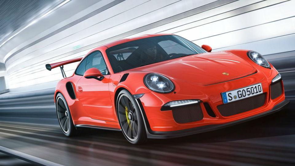 Porsche откажется от разработки трекового купе 911 GT2
