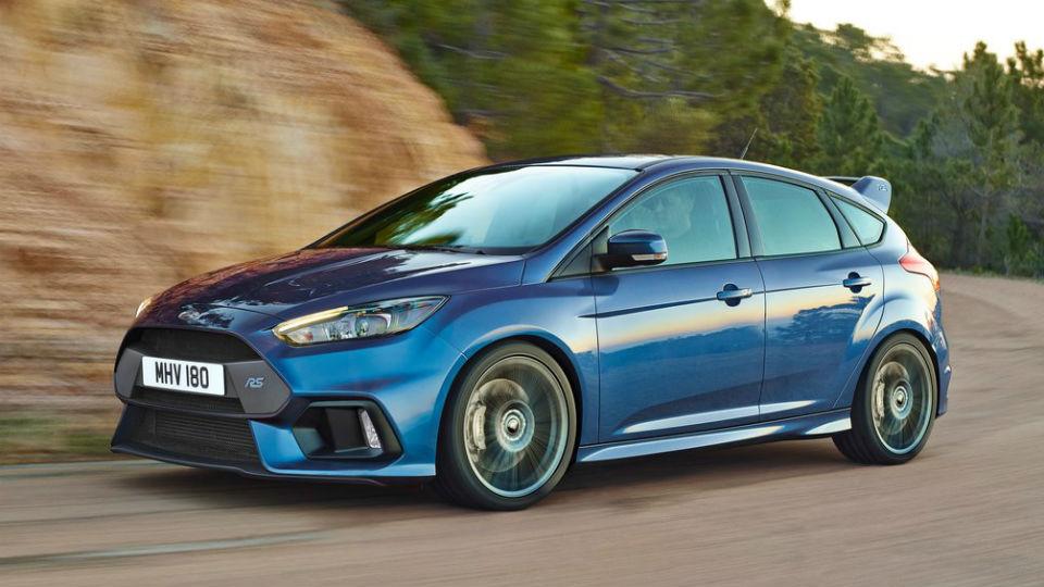 Ford Focus RS сделают мощнее перед запуском в серию